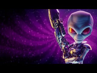 Destroy All Humans 2 Reprobed - Трейлер