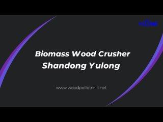 10tons Per Hour Hard Wood Chipper Machine Shredder