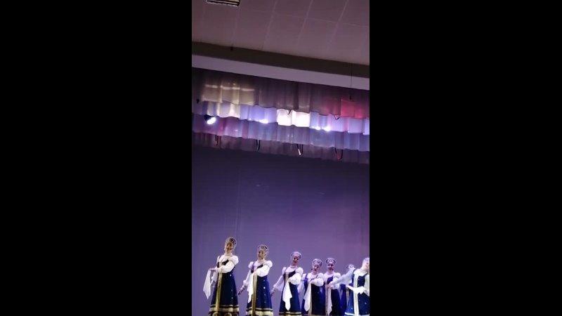 концерт Коми Пермяцкого ансамбля песни и танца Шондiбан