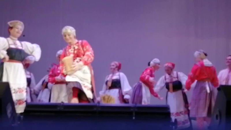 концерт Коми Пермяцкого ансамбля песни и танца Шондiбан продолжение