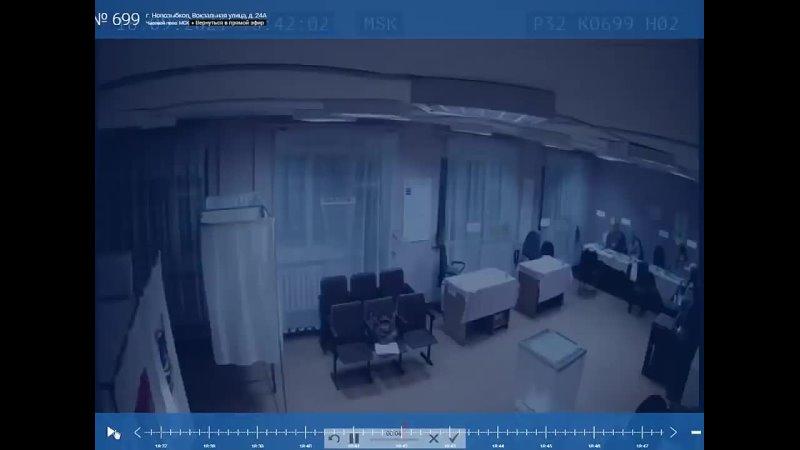 Видео от Владимира Кухаришина
