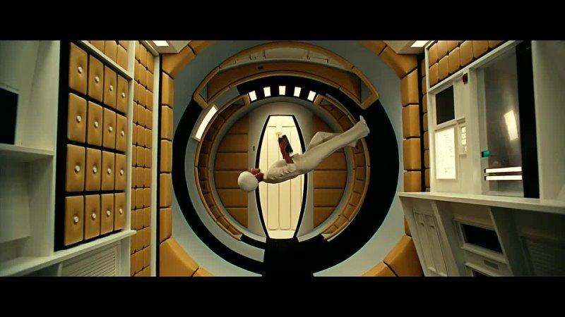 2001 год Космическая одиссея 1968 трейлер фильма с русскими субтитрами