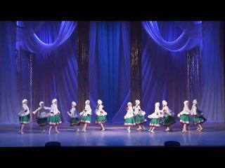 Отчётный концерт 2018 года Детская школа хореографии г. Владимир