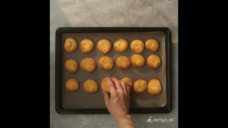 Сегодня делюсь очень простым рецептом песочного печенья Больше рецептов в группе Десертомания