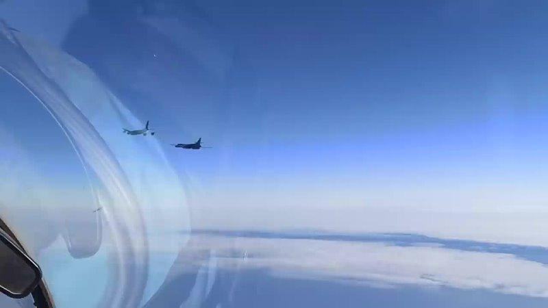 Российские Су 30 сорвали миссию США по отработке ядерной бомбардировки Крыма
