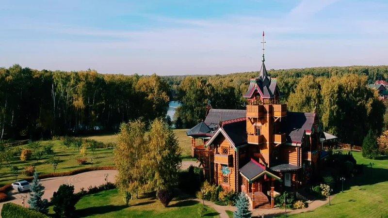 Бархатная осень в парк отеле Орловский