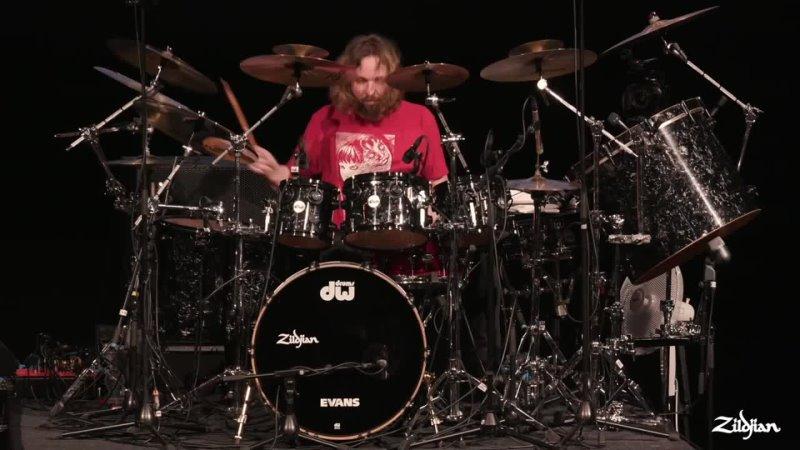 Marco Minnemann Drum Solo UK DRUM SHOW 2019