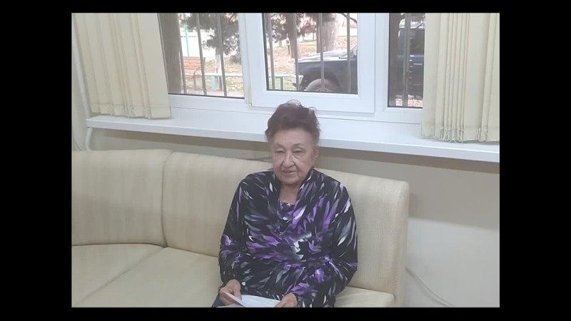 Видео от Библиотека им Ю П Кузнецова ф№2 г Краснодар