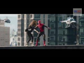 Человек-паук: нет пути домой трейлер, озвучка Talur [2021]