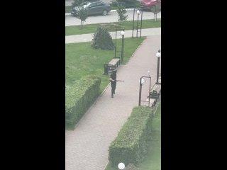 Стрельба в Пермском университете сегодня около час...