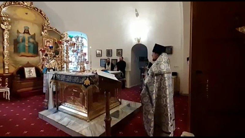 Видео от Иверский храм г Орла