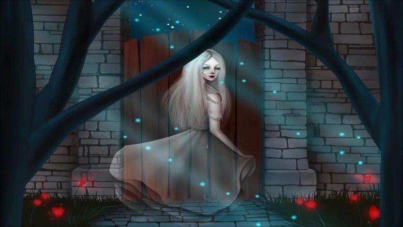 Music by Derek Brandon Fiechter Medieval Ghost