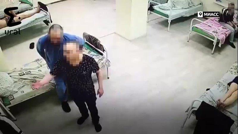 Медбрат Миасского ПНД устроил драку с пациентами