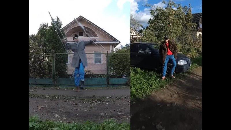 DJ Blyatman Russian Village Boys Cyka Blyat Official Music Video