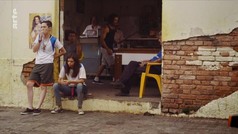 Дезинсекторша Filles fourmicides Жоау Паулу Миранда Мария 2017 Бразилия Франция драма короткий метр