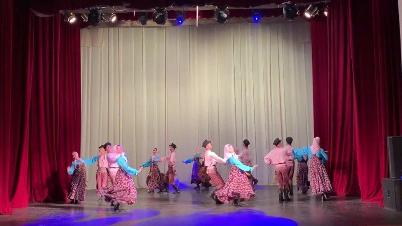 Рубрика Национальный микс Ансамбль народного танца Варенька Саратовская карачанка