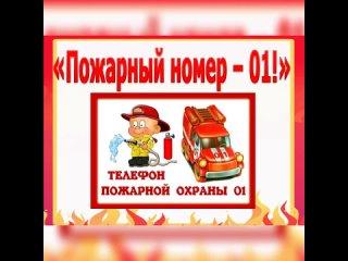 Пожарный номер-01