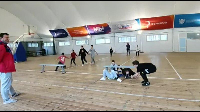 Видео от ЦЕНТР ШКОЛЬНОГО СПОРТА КУДРОВО
