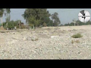 Взрыв машины управляемой смертником в Джелалабаде