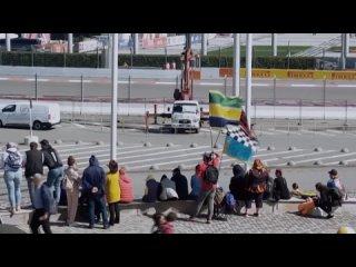 Сегодня вСочи стартовал российский этап Гран-при ...