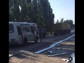 В Азове полуголый мужчина ударил сотрудника ДПС. Н...