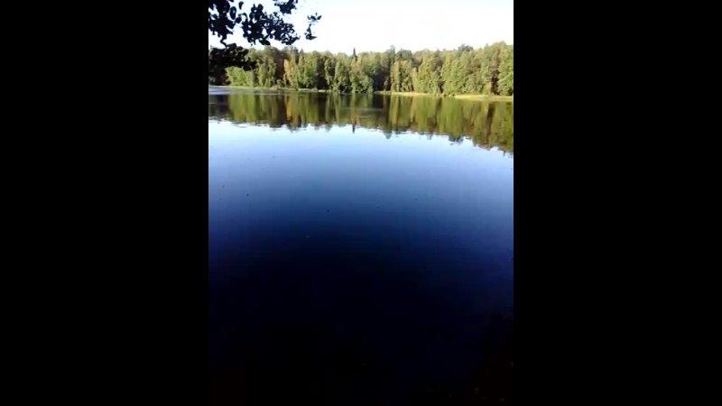 озеро в Орехе