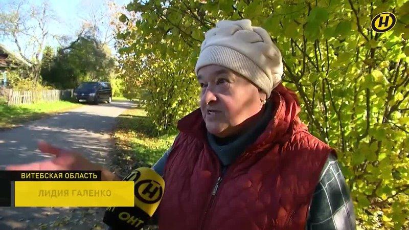 У автолавки что приезжает два раза в неделю в деревню Авласово Лепельского района всего 8 клиентов