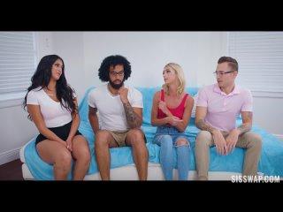 SisSwap Payton Avery, Sophia Leone - Pervy Guessing Games NewPorn2021 (720p)