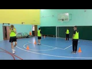 ТОЧНЫЙ БРОСОККоманды баскетболистов нашей школы участвуют в городском конкурсе от центра Патриот.Спорт @