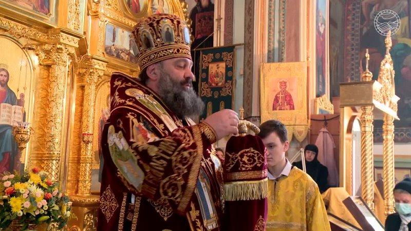 День Тезоименитства Архиепископа Майкопского и Адыгейского Тихона