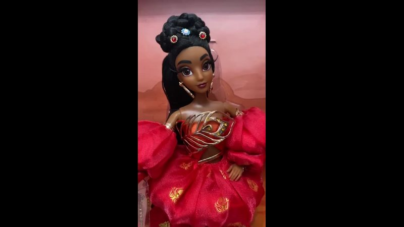 ЖАСМИН из дизайнерской коллекции Ultimate Princess Celebration