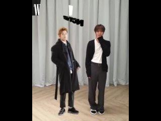 210917 wkorea Instagram update