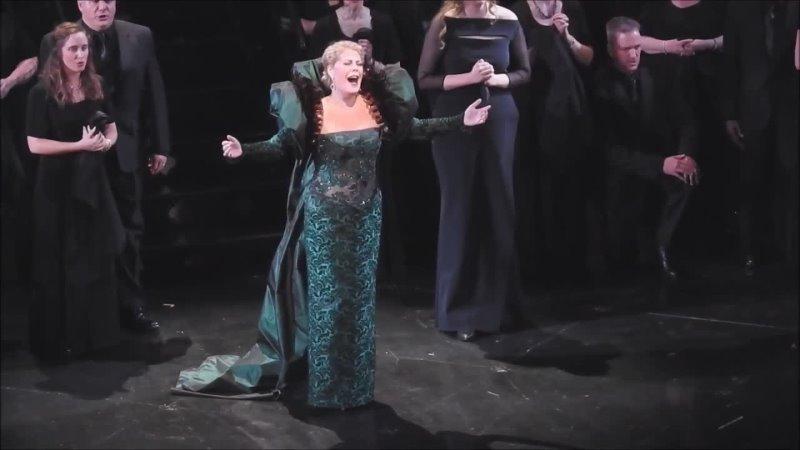 Donizetti The Three Queens Chicago 2019
