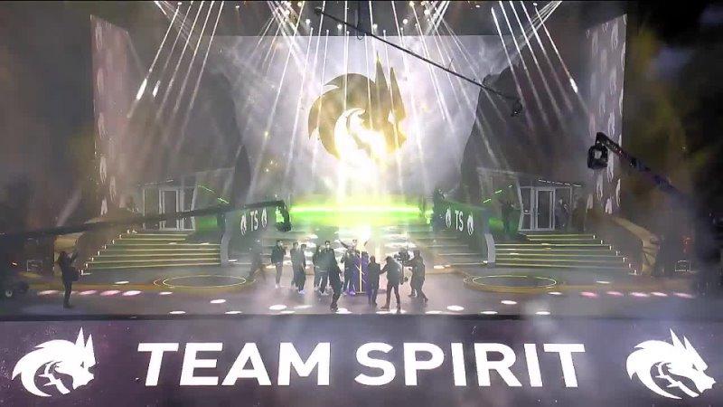 Team Spirit по компьютерной игре Dota 2 заняла первое место в турнире The International 10