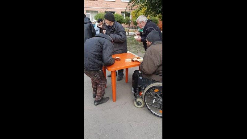 Видео от Пища Жизни Омск Региональная общественная орга