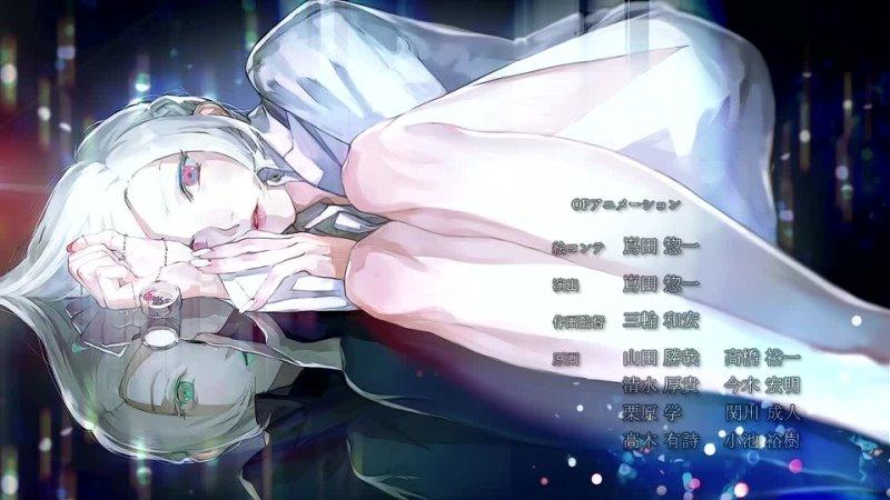 Токийский гуль 1 сезон 1 12 серия JAM Oriko Nika Lenina Anidub Марафон Аниме все серии BD 1080