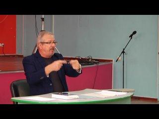 Мастер-класс от Алексея Лысенкова