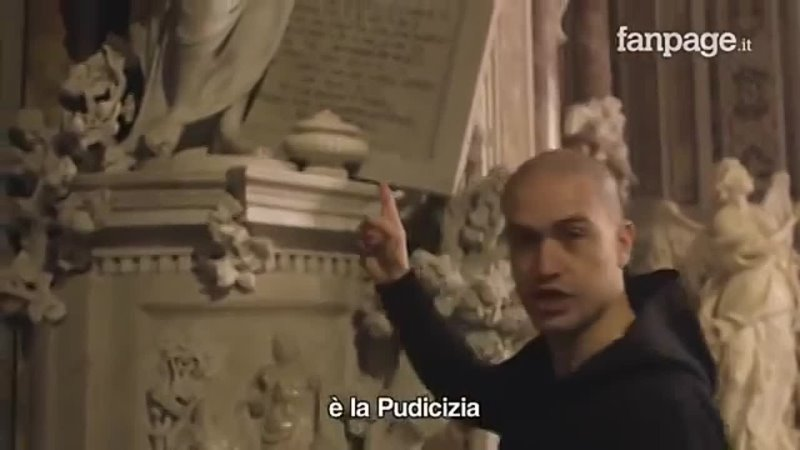 Cappella Sansevero spiegata da Jago il giovane prodigio della