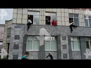 В Пермском государственном университете (ПГНИУ) сл...