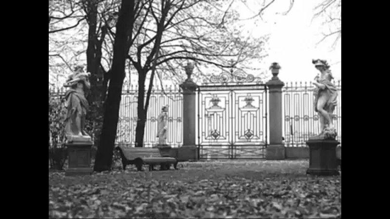 Анна Ахматова Летний Сад 1959 читает автор