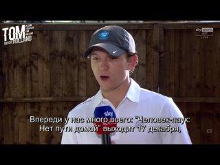 Русские субтитры  интервью в рамках турнира по гольфу BMW PGA Championship