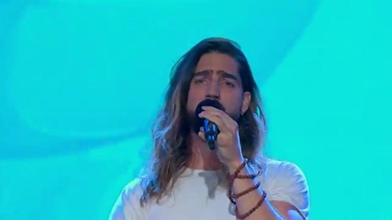 Шоу Голос Болгария 2021 Стефан с песней Интимный разговор The Voice Bulgaria Stefan Zdravkovich Pillowtalk