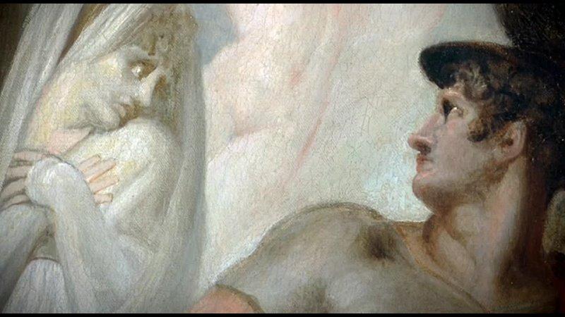 Мифы Древней Греции Одиссея Путешествие в Царство мертвых 5 серия из 10 2020 TVRip