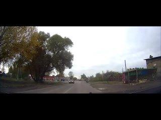 ДТП 25.09.2021 с утра, поворот Карачевский лес- бы...
