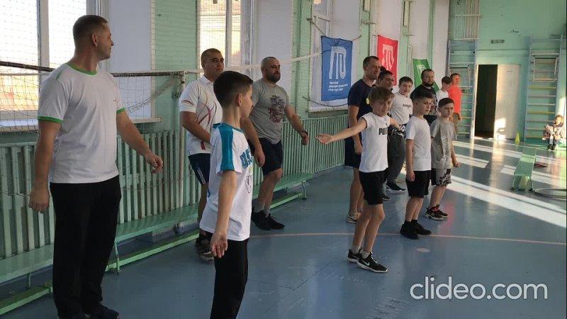 Видео от ВФСК ГТО Мыски