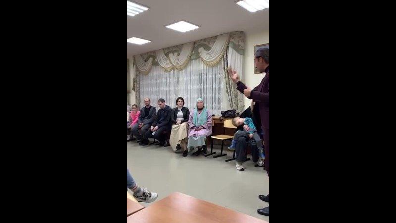 Видео от Молодежный центр храма Святого Духа