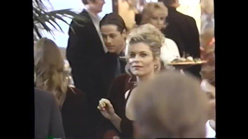 Dangerous Touch Опасное прикосновение 1994 Trailer Трейлер