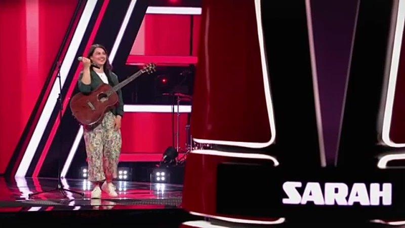 Шоу Голос Германия 2021 Линда Я не отпущу тебя The Voice Germany Linda I Won't Let You Go