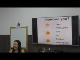 Видео от Miss-Julia English-Club