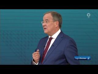 Новые дебаты, рост поддержки зелёных, Меркель - президент Европы. Новости Германии #102